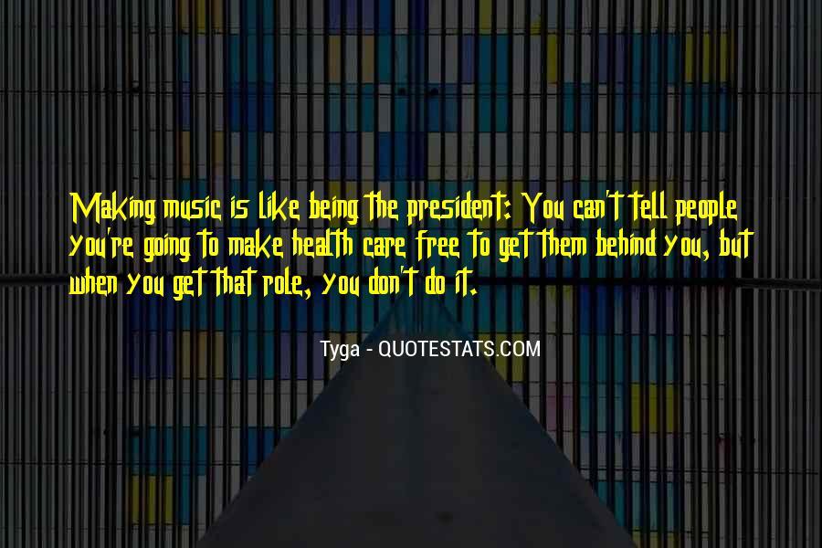 Care Of U Quotes #1316