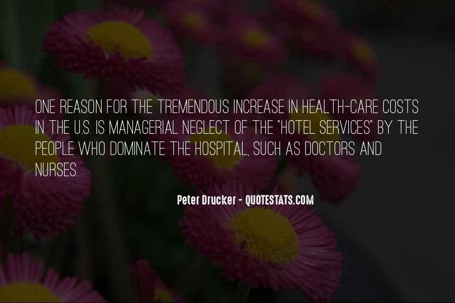 Care Of U Quotes #1359813