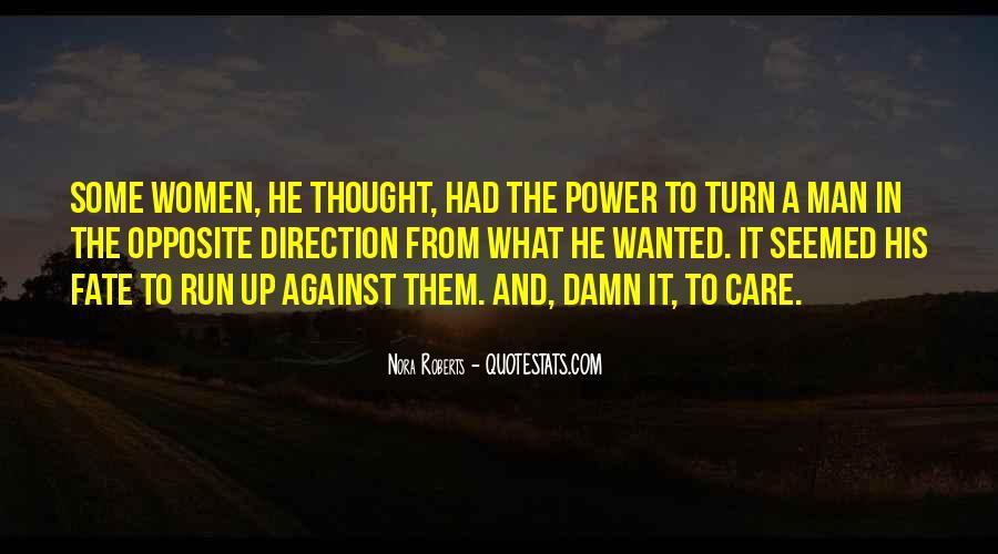 Care Of U Quotes #1600