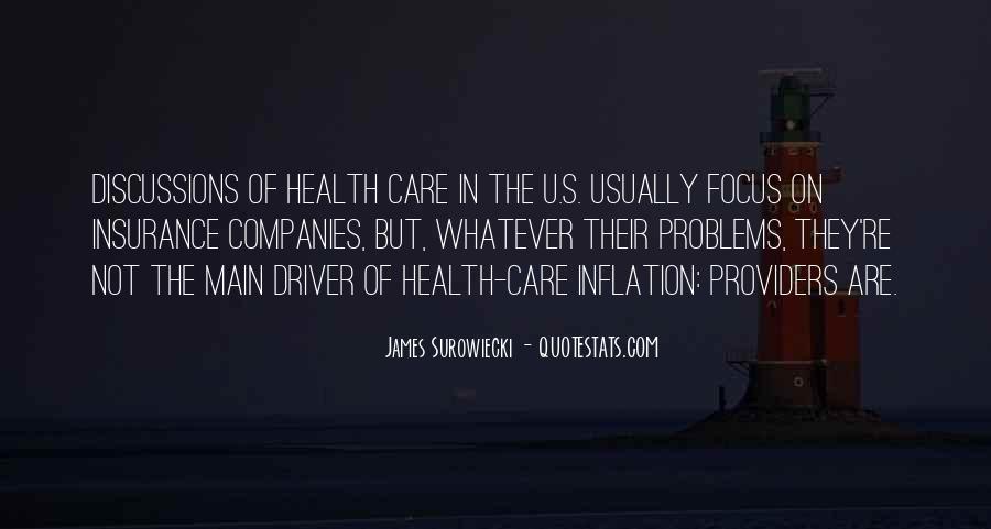 Care Of U Quotes #171475