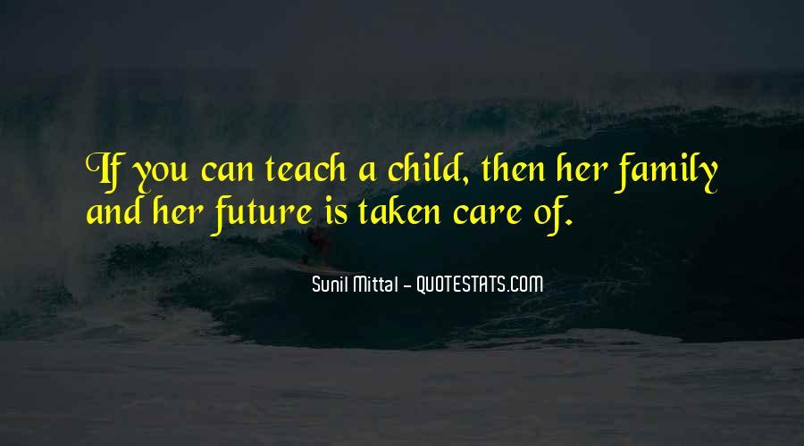 Care Of U Quotes #4406