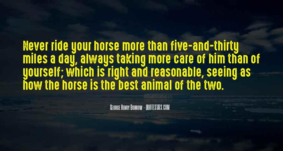 Care Of U Quotes #5056