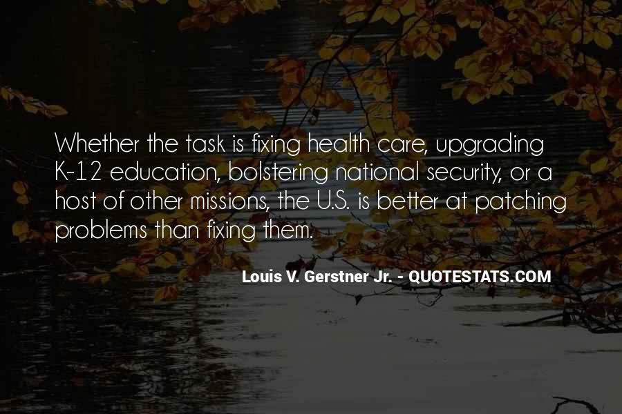Care Of U Quotes #528447