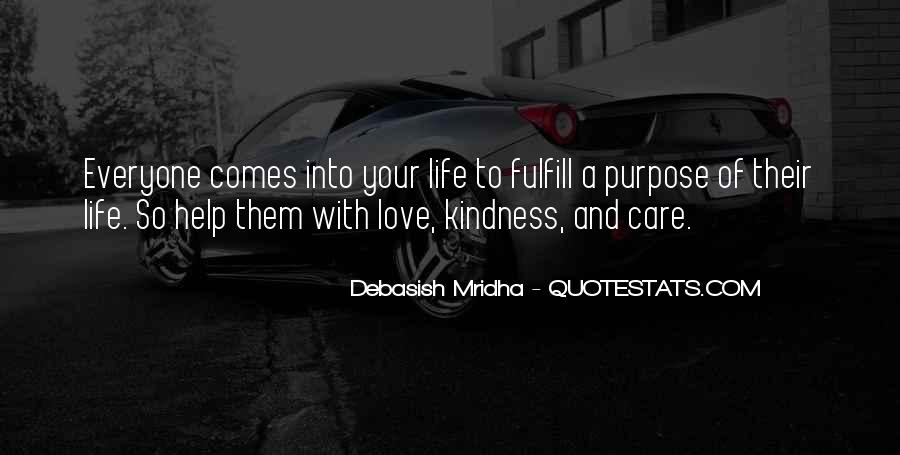Care Too Much Love Quotes #13512