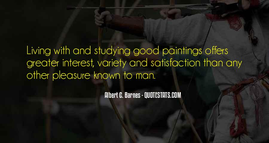 Quotes About Living Art #102035