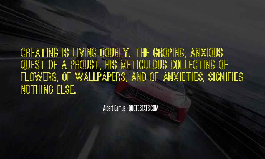 Quotes About Living Art #120333
