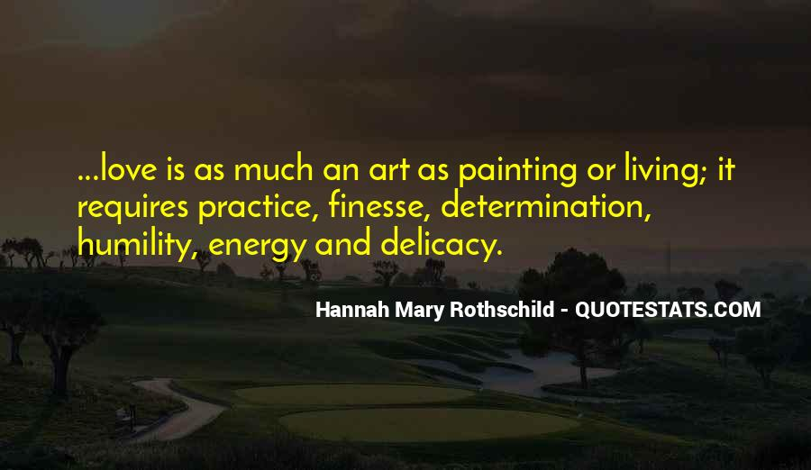 Quotes About Living Art #126355