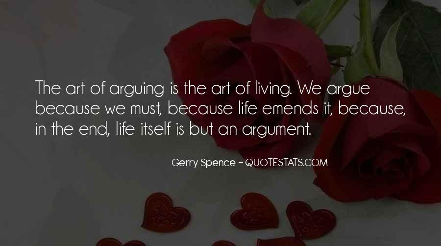 Quotes About Living Art #140504