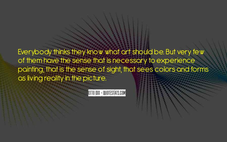 Quotes About Living Art #304067