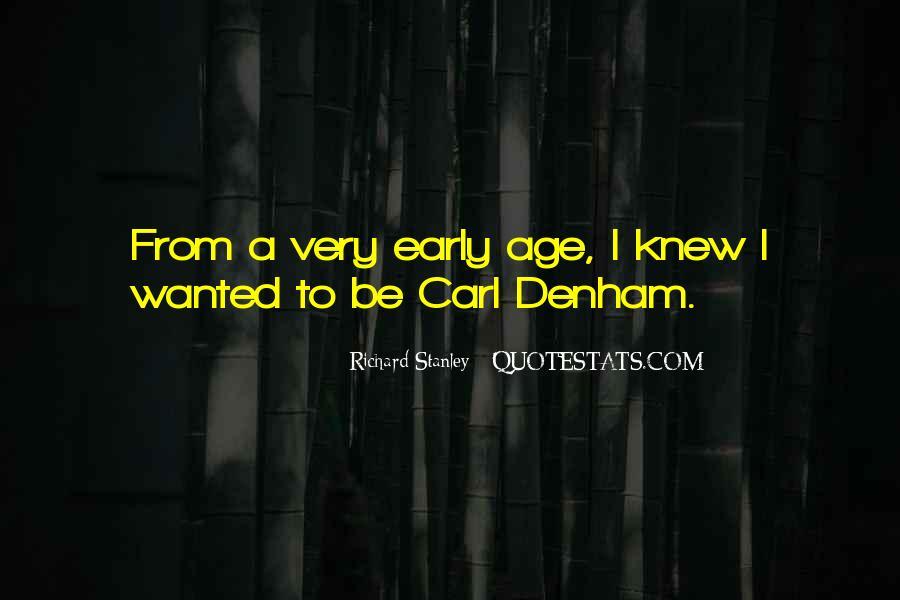 Carl Denham Quotes #257801