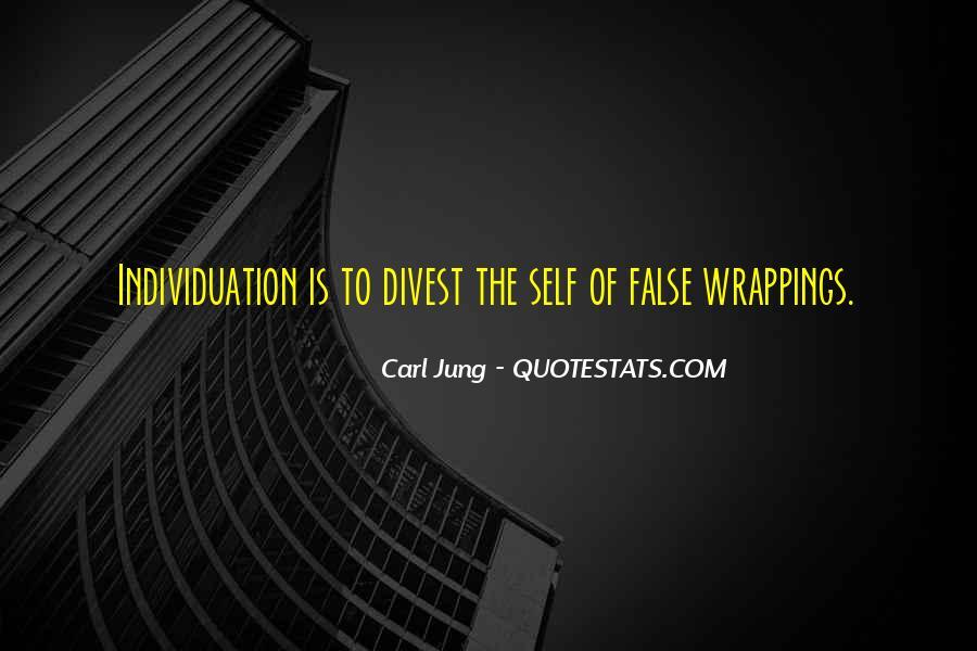 Carl J Jung Quotes #16863