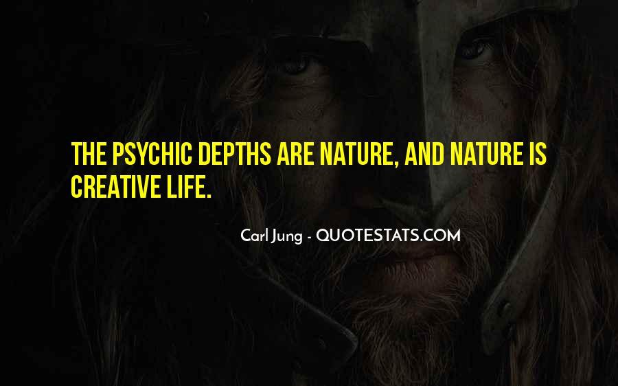 Carl J Jung Quotes #24527