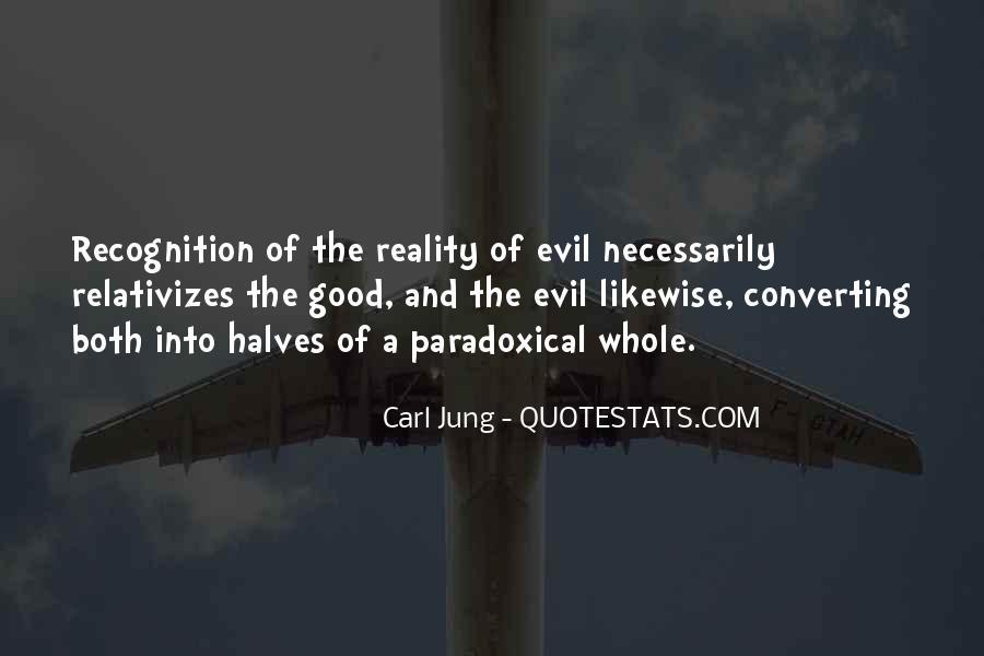 Carl J Jung Quotes #31606
