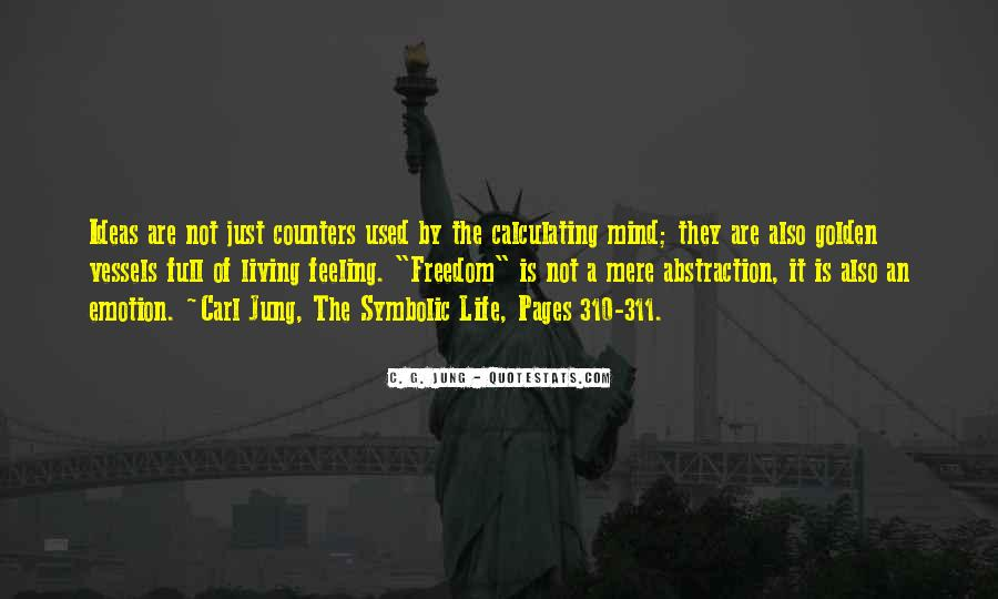 Carl J Jung Quotes #45431