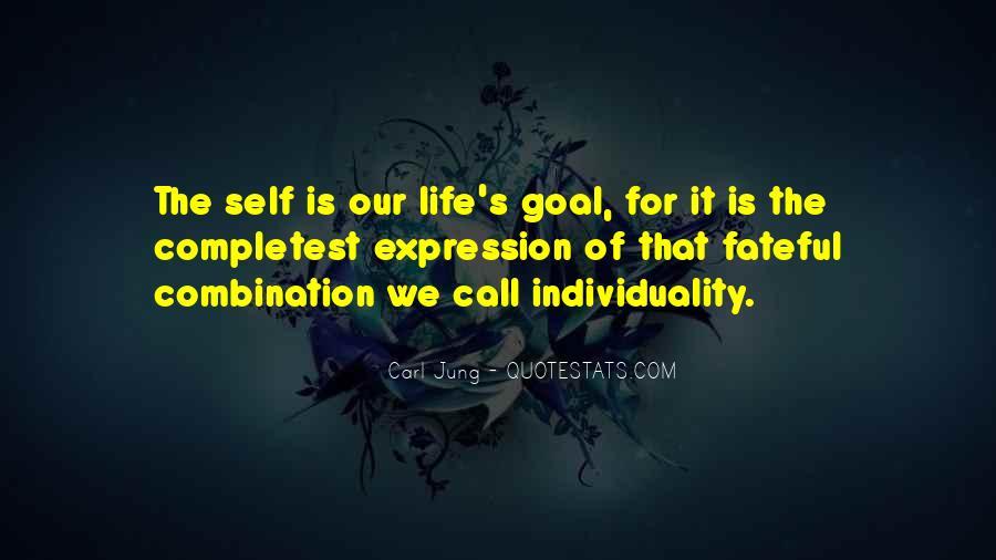 Carl J Jung Quotes #47813