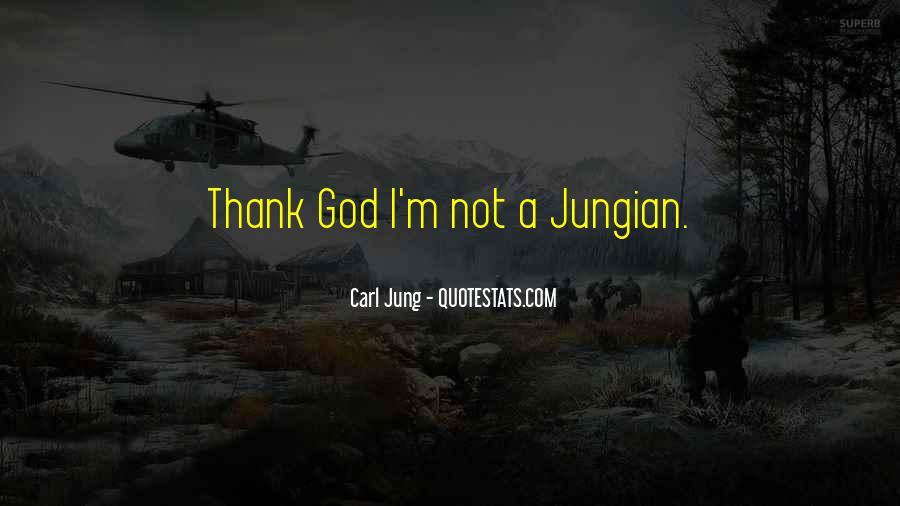 Carl J Jung Quotes #62195