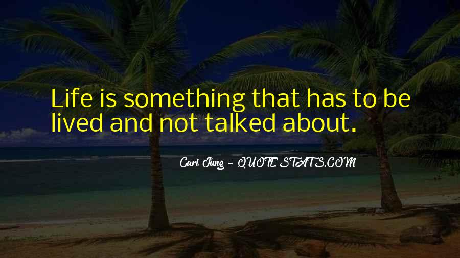 Carl J Jung Quotes #72545