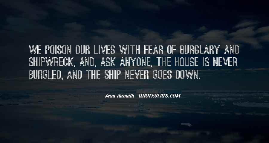 Quotes About Living A Risky Life #1030658