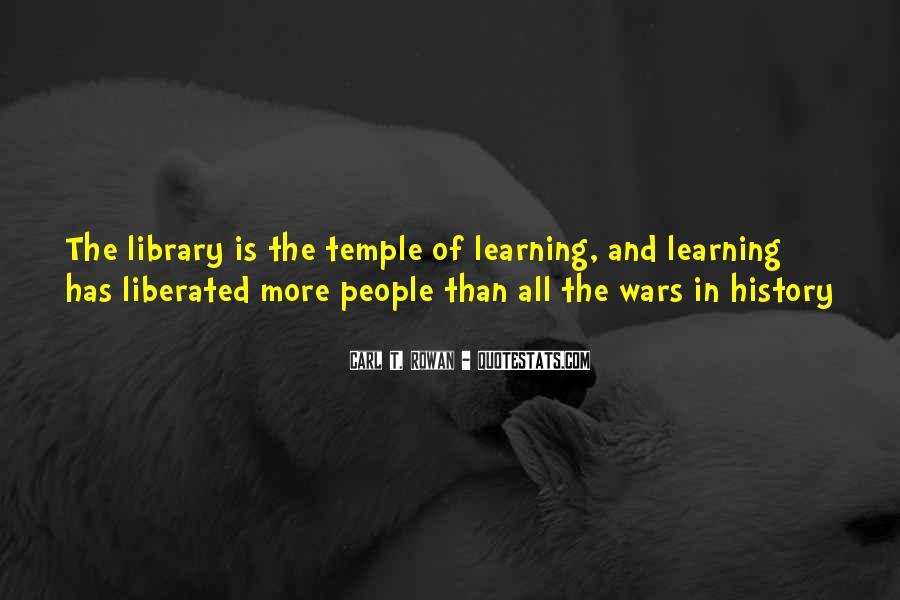 Carl Rowan Quotes #1268868
