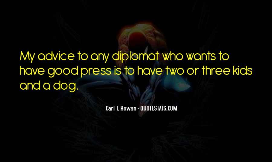Carl Rowan Quotes #437560