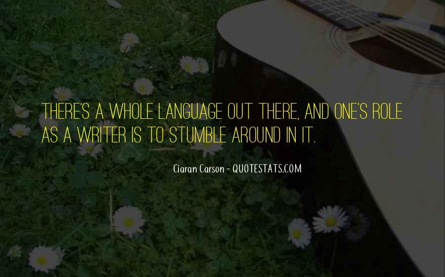 Carla Morrison Quotes #81684