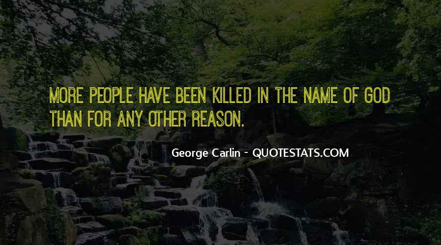 Carlin Quotes #101562