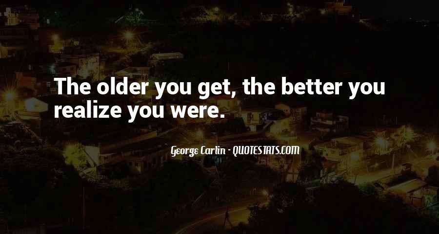Carlin Quotes #107435