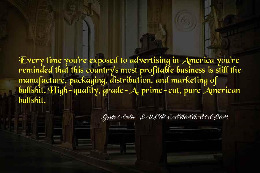 Carlin Quotes #112430