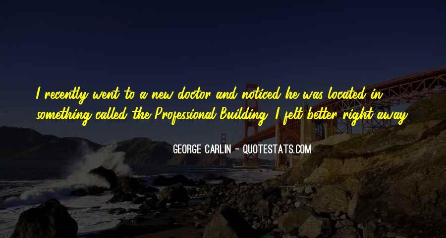 Carlin Quotes #131836