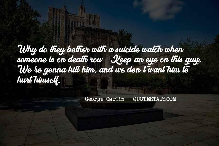 Carlin Quotes #136179