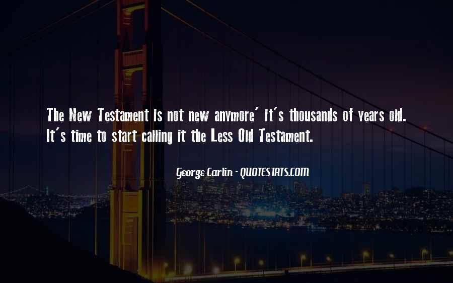 Carlin Quotes #14967