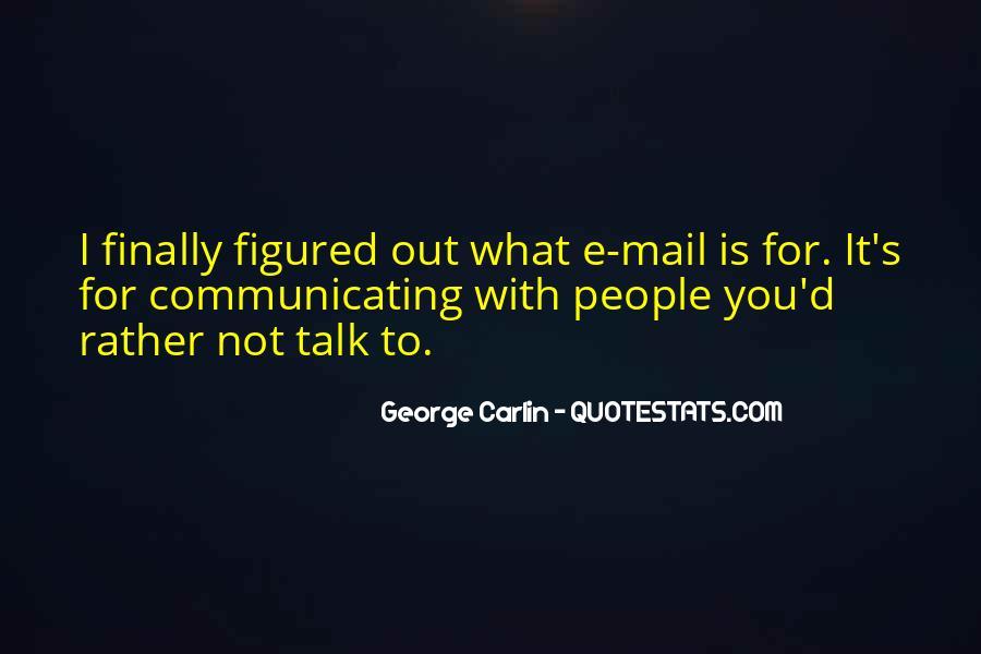 Carlin Quotes #155114