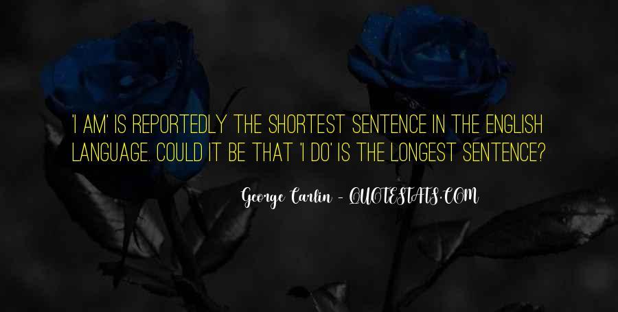 Carlin Quotes #157180