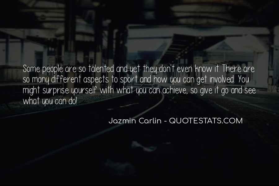 Carlin Quotes #168411