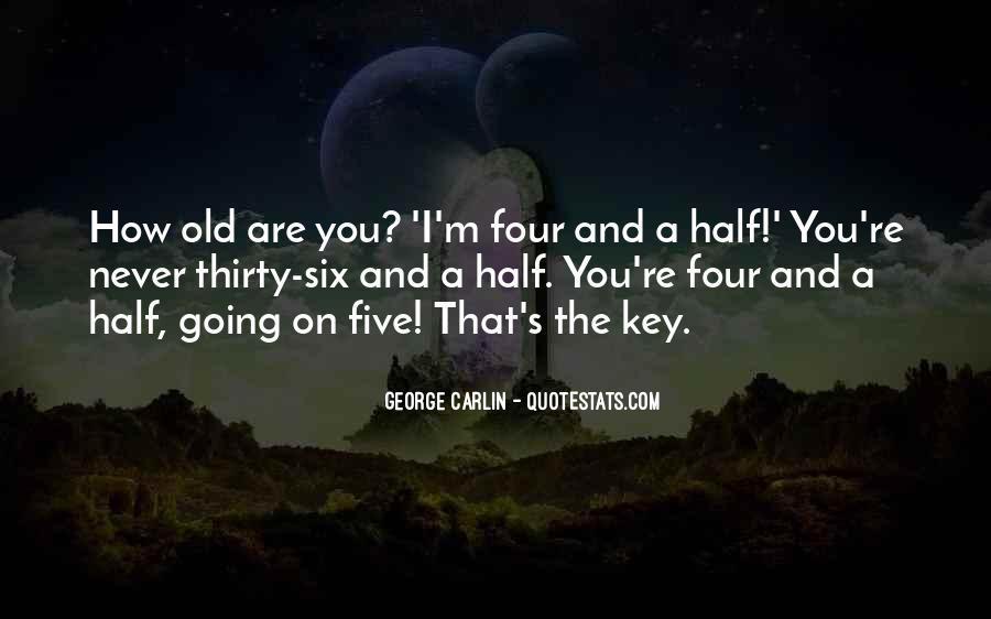 Carlin Quotes #173493