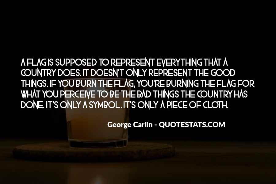 Carlin Quotes #176341