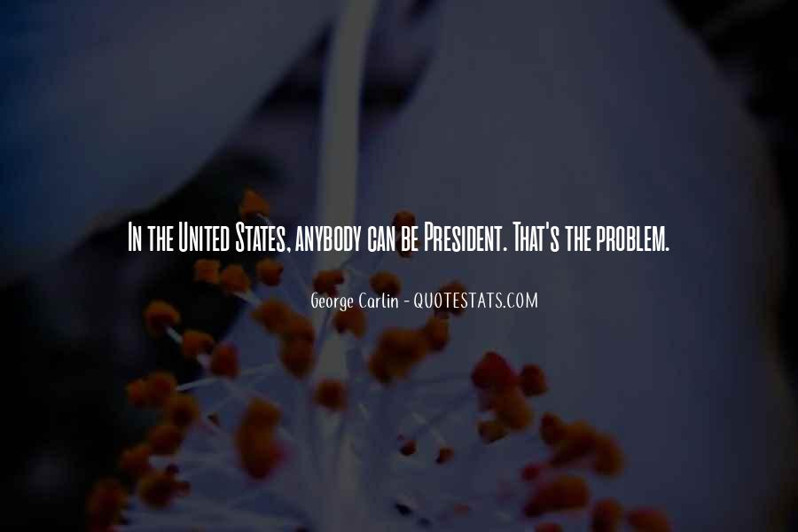 Carlin Quotes #177665