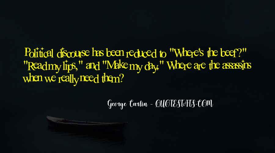 Carlin Quotes #183814
