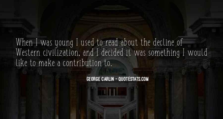 Carlin Quotes #194673
