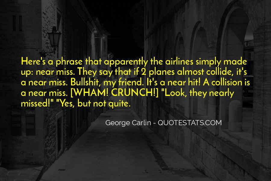 Carlin Quotes #198136