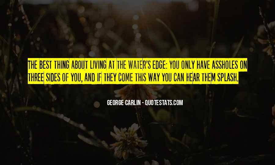 Carlin Quotes #210838