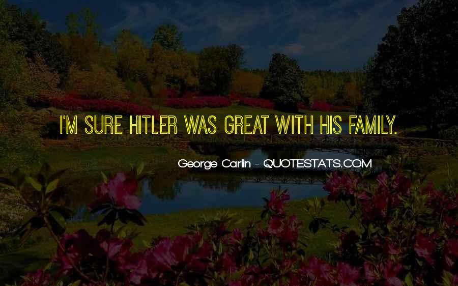 Carlin Quotes #211822