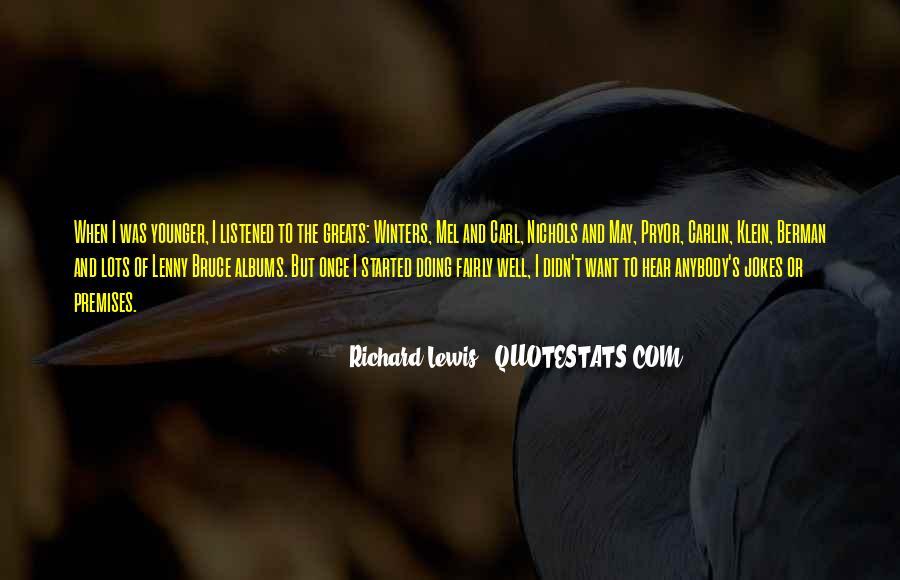 Carlin Quotes #31466