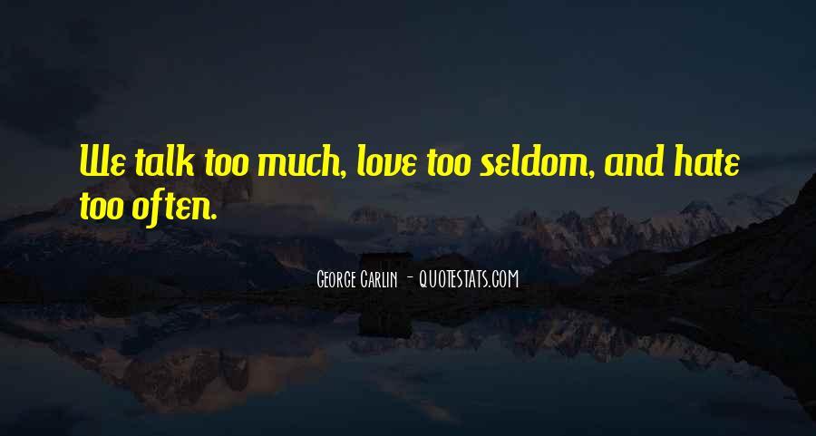 Carlin Quotes #40170
