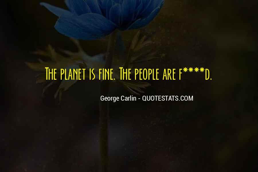 Carlin Quotes #40442