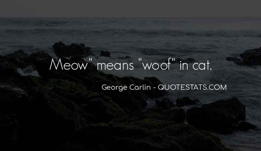 Carlin Quotes #4611