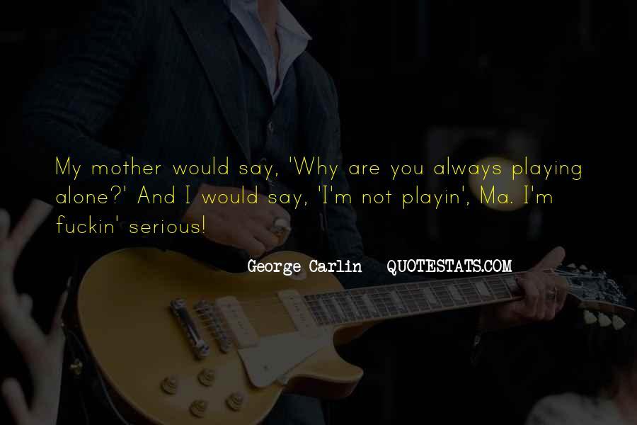 Carlin Quotes #60040