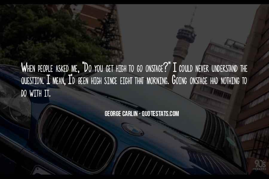 Carlin Quotes #62343