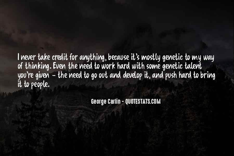 Carlin Quotes #62893