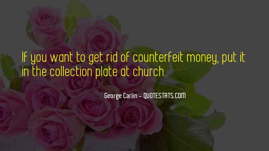 Carlin Quotes #77436